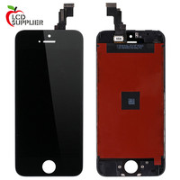 Factory Sale 100 Tested AAA LCD Screen For IPhone 5S Display Replacement Touch Screen Digitizer Assembly