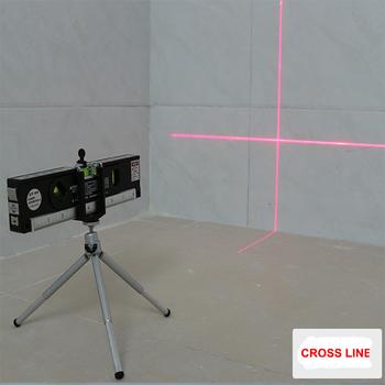 4 w 1 poziom lasera pionowa linia krzyżowa Horizon taśma pomiarowa Aligner linie do znakowania laserowego dokładne przyrządy optyczne tanie i dobre opinie ETOPOO 2 linie DC26 Pionowe i Poziome Lasery