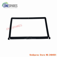 Free Shipping New Laptop LCD Back Front For Dell For Inspiron 1564 screen bezel 15.6 B shell screen box