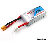 Gaoneng GNB 11.1V 750mAh 3S1P 80C Battery With XT30 Plug For RC Racing Drone High Quality Rechargeable battery