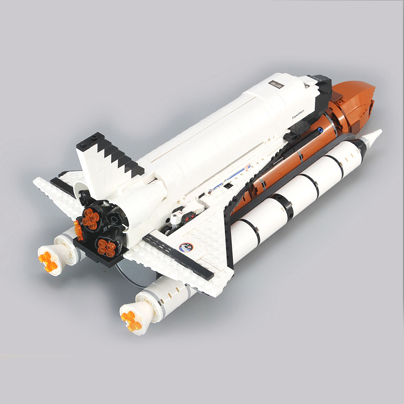 Lepin 16014 City Out of Print Space Shuttle Expedition Spaceship Model Building Blocks Toy For Children Toys Gift 10231 Legoings lepin 16014 1230pcs space shuttle expedition model building kits set blocks bricks compatible with lego gift kid children toy