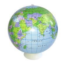 40 см надувной шар мировая Земля Карта океана мяч гиография обучающий пляжный мяч Детская игрушка