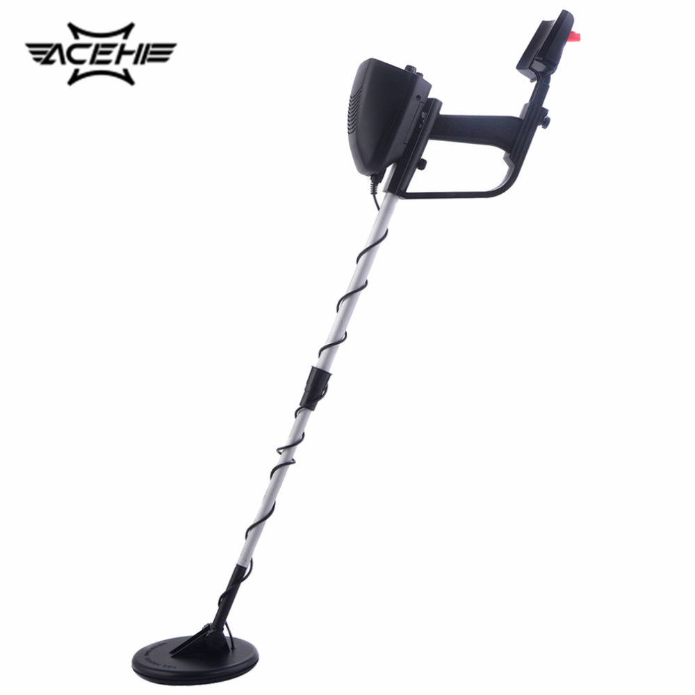 MD4030 Portable Light weight Underground Metal Detector Length Adjustable Gold Treasure Metal Finder Hunter Under Shallow Water