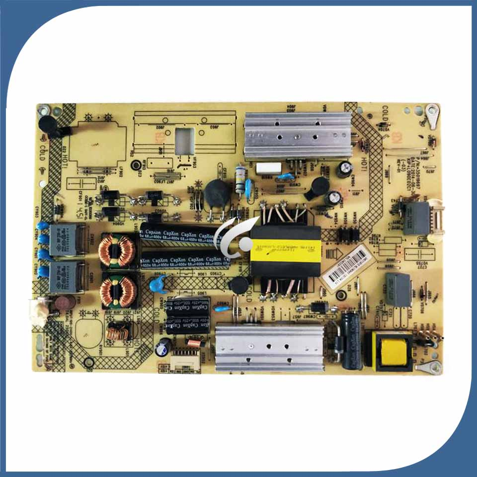 90% new for Power Supply Board 35019000 34011174 KIP+L090E02C1 42-43 inch baord good working konka power board 34007006 kip l220i12c2 01z 35014711