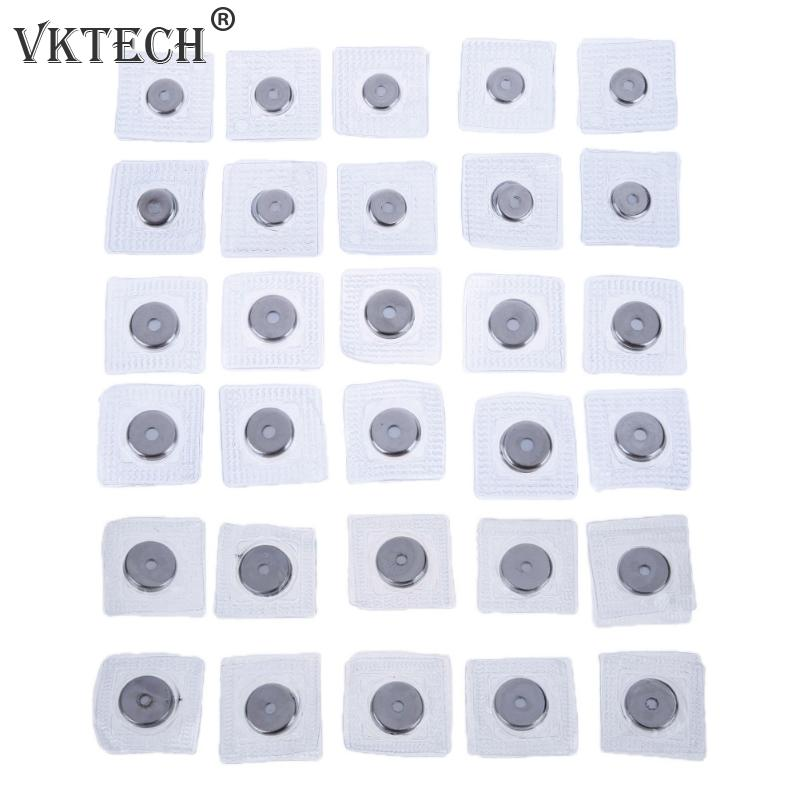 15x2 15mm x 2mm Invisible Magnetic Buttons Sew Stitch In Strong Button UK STOCK