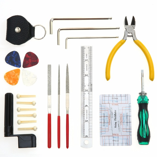 Guitar Repairing Tools Kit