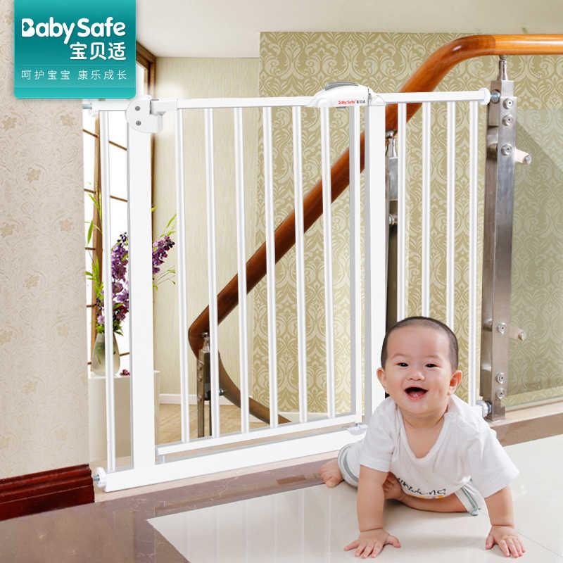 Fast shiip! Baby safety gate bar เด็กบันไดป้องกันรั้วสัตว์เลี้ยง fence1 เมตรบ้านในร่มการแยกประตู safety gate