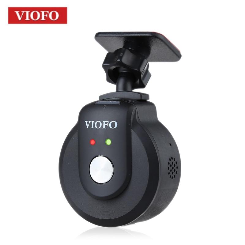 VIOFO voiture WIFI DVR WR1 mini HD 1080 P tableau de bord caméra 160 degrés grand Angle enregistreur vidéo boucle enregistrement voiture enregistrement