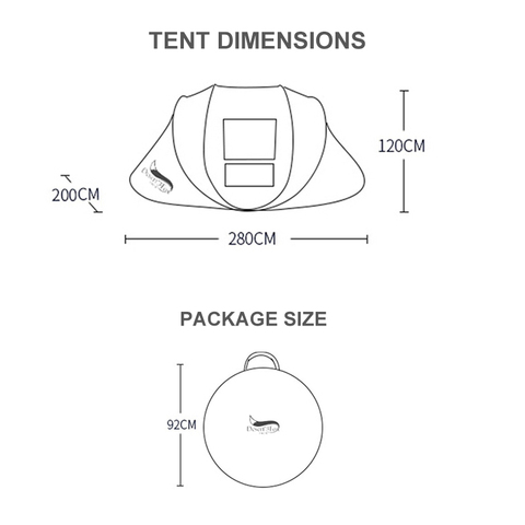 barraca de acampamento 3 temporada revestimento costura selada silnylon