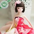 Cópia Legal Original Kurhn boneca com grande frete grátis melhor presente para boneca Barbie princesa boneca + vestido conjuntos
