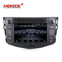 MEKEDE Android 8.0 car multimedia player for Toyota RAV 4 RAV4 2007 2008 2009 2010 2011 with DVD gps navigation autoradio video
