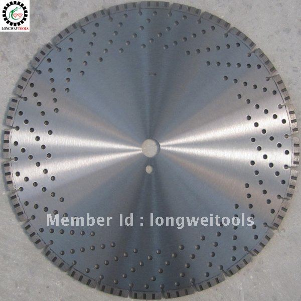 500mm laser segment 20diamond saw blade construction tool laser welding road cutter power tool accessories for granite