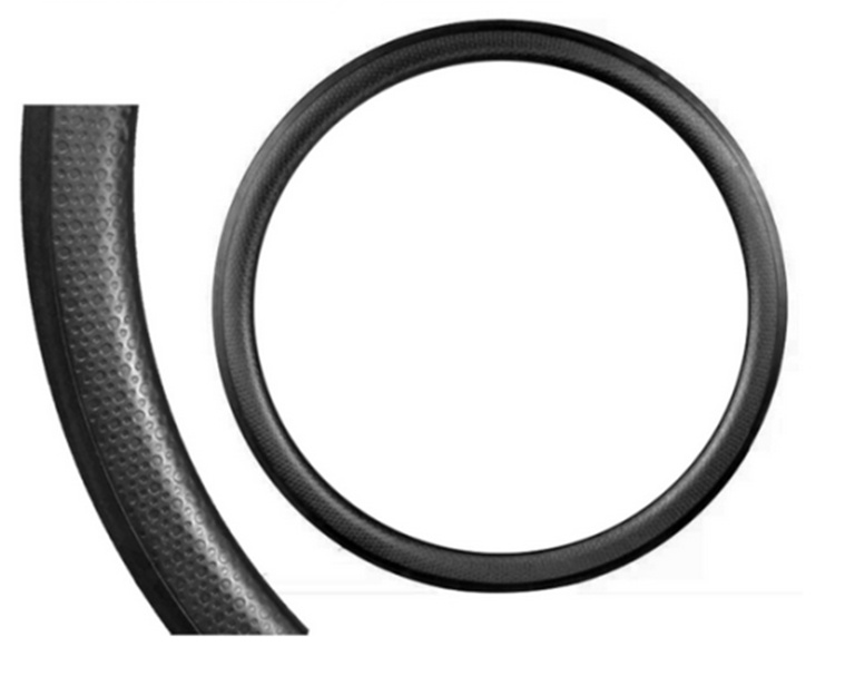 Carbon kuiltje clincher wielen 50mm velg geen sticker rodas snelheid carbono 25mm breed cyclo cross fietsen component online bestseller - 3