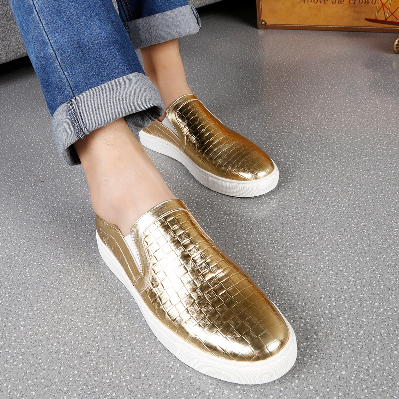 Fashion Summer Style Casual Shoes Moccasins Men Loafers High Quality Knitting Leather Shoes Men Flats Gommino Driving Shoes Gold nawo new women bag luxury leather handbags fashion women famous brands designer handbag high quality brand female crossbody bags