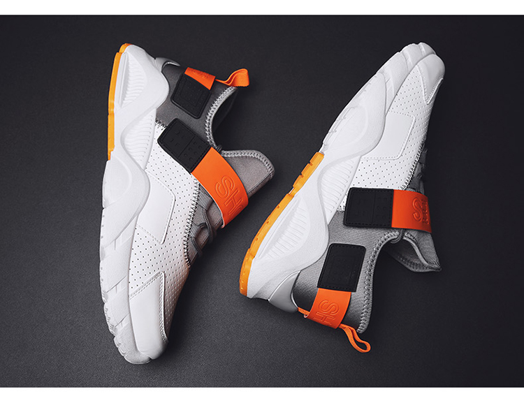 Male Shoes Adult Ons Men Human Race First Layer Winter Sneakers for Men Fashion 2019 Mens Canvas Shoes Sneakers Platform 52