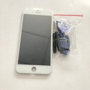 Image 4 - LCD + pantalla para iPhone 5c para iPhone 7 7 Plus para el iPhone 6 Plus para iPhone 8 8 Plus Digitalizador de pantalla táctil con regalos gratis