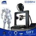 China Heißer Verkauf Duplizierer I3 V2.1 Wanhao 3D Druck Größe 200*200*180mm Digitale Prusa Metall Desktop heimgebrauch 3D Drucker|3-D-Drucker|   -