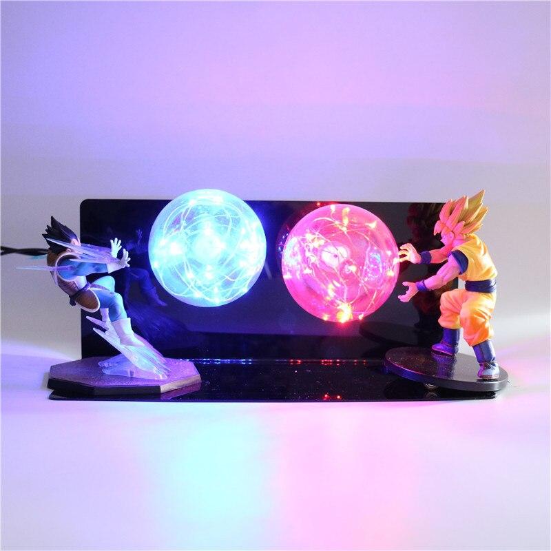 Dragon Ball Z Figurine Goku Collectible Vegeta Action Figures Baby Dolls Anime Model for Children Kids