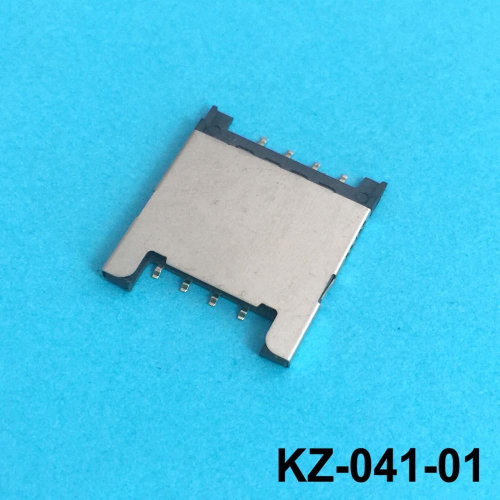 For ASUS PadFone A66 Sim Card Slot Tray Holder Socket Reader Module Repair Part
