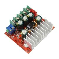 100W DC 5 32V To 1 32V 8A Buck Boost Converter Automatic Step Up Down 5v