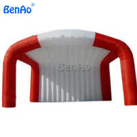 T005 Advertising inflatable Event/Geers Tent Oxford/inflatable car tent,large inflatable booth 8m *6m  Free Reapir kits