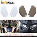 CRF1000L передняя фара для Мотоцикла защитная крышка для экрана Защита объектива для 2016-2019 Африка Твин Honda CRF 1000L CRF 1000 L