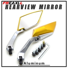 Motorcycle Accessories Rear View Side Mirrors For Honda CR125R CRF250R CRF250M CRF230F CRF150R CRF125F