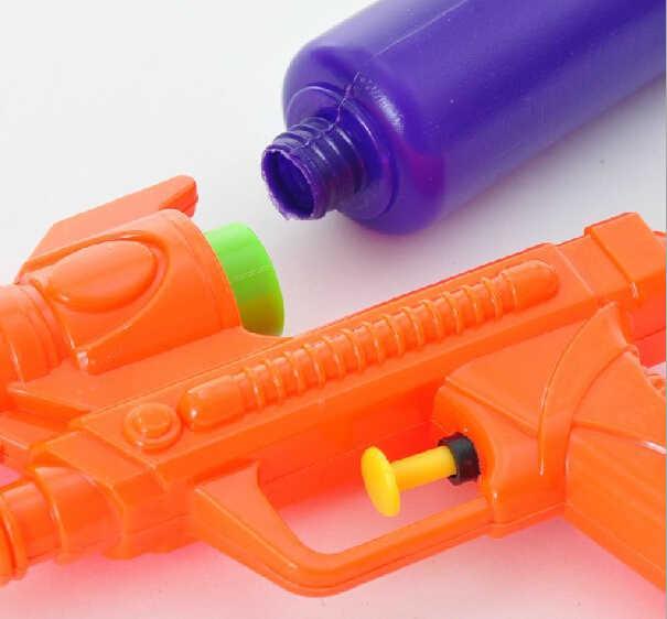 Новая 2018 цветная Детская летняя брызгающая водой игрушка детская пушка воды пляжа пистолет