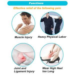 Image 2 - KONGDY צוואר כאב הקלה תיקון 20 חתיכות = 2 שקיות חם Capsicum 7*10 CM רפואי משותף דלקת פרקים רגל כאב טיח הקלת