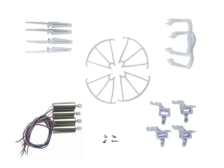 Eboyu Tm Syma X5 X5c X5c 1 Rc Quadcopter Full Part Set 4