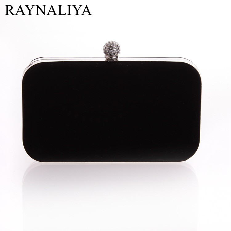 New Women Clutch Bag Ladies Red Black Color Evening Bags Party Bag Wedding Cluthes Very Beautiful Handbags SMYXST-F0059 high grade red blue black leather with a fine metal fashion temperament ladies dinner party handbags evening wedding bag clutch