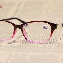SCOBER = очки для чтения с фиолетовыми бриллиантами, винтажные женские очки с украшением из жемчуга+ 1+ 1,25+ 1,5+ 1,75+ 2+ 2,25+ 2,5+ 2,75 до+ 4