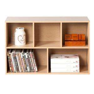 Image 2 - キャビネットmobilya muebleデcocinaのestanteriaリブロ子供estanteパラlivro woddenレトロブック装飾家具本棚ケース