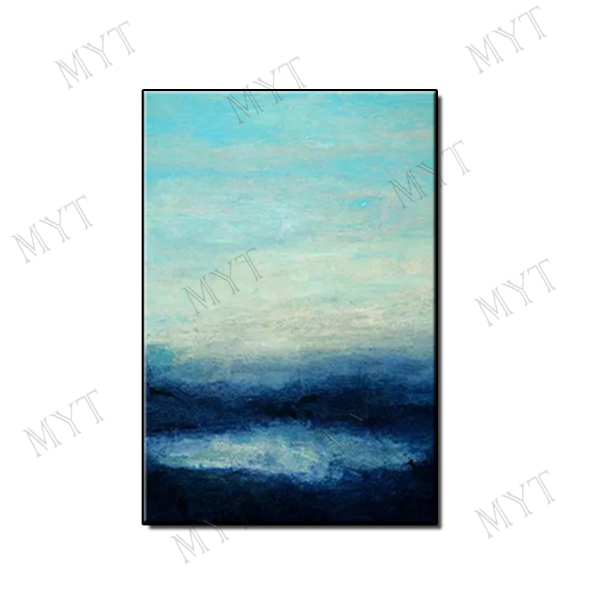 MYT Knife Hand Painted Oil Painting Wall Art Canvas Hand Made Artwork Paints Pictures For Living Room Wall Art Unframed Painting
