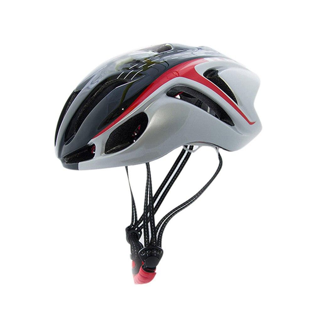 Цена за Взрослых Велоспорт Шлем Велосипед Сверхлегкий Дышащий Шлем Горная Дорога Регулируемая Спорт Велосипед Шлем Безопасности Мужчины Женщины 56 62 см