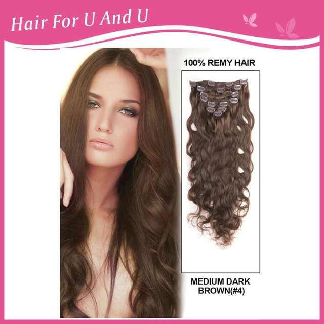 Cheap Free Fast Shipping Hair Color 4 Medium Brown Body Wave