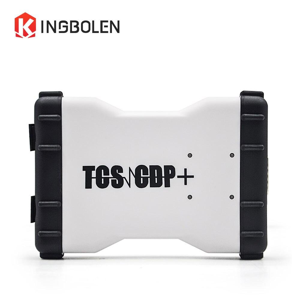 Цена за Новый VCI супер CDP TCS Pro 2014 R2 R3 Bluetooth Keygen Многоязычная автомобилей/грузовик/Generic 3 IN1 сканер Бесплатная активировать по электронной почте