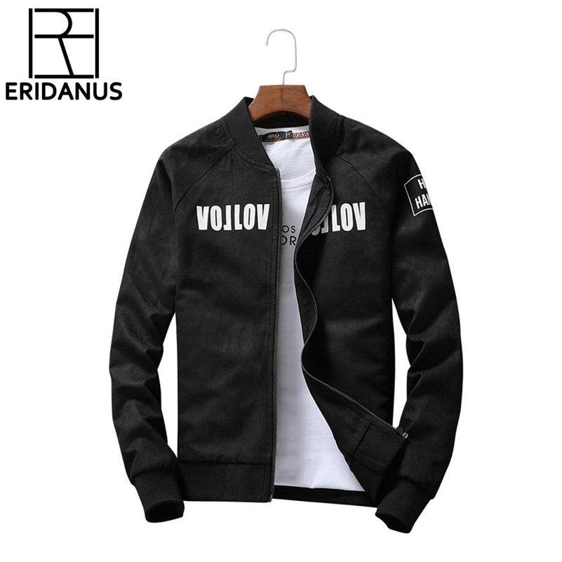 2018 New Men Jacket Zipper Fashion Male Brand Jackets Solid Stand Collar High Quality Jacket Coats Mens Jackets Windbreaker X678