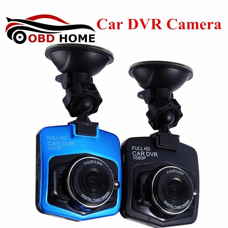 imágenes para Auto Del Coche DVR de la Cámara Hd 1080 p Grabador GT300 Dashcam Digital de Vídeo Registrator G-sensor de Visión Nocturna de Alta calidad Dash Cam