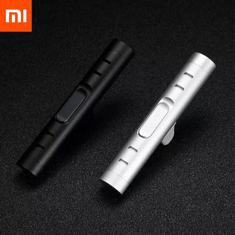 2018 Original Xiaomi Uildford coche incienso difusor ambientador de aire de Perfume de Metal Mijia de la abrazadera Auto ventilación fragancia Negro Plata