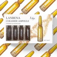 LANBENA Ceramide Ampoule Serum Firming Hydrating Anti-Aging Lifting Nourishing Anti-Wrinkle Shrink Pores Skin Care For 7 Days Face Care Serum