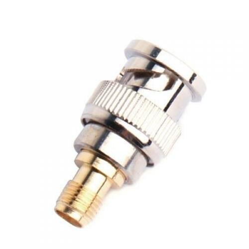 BNC Male to SMA Female Plug Coax Adapter bnc п – винт металл