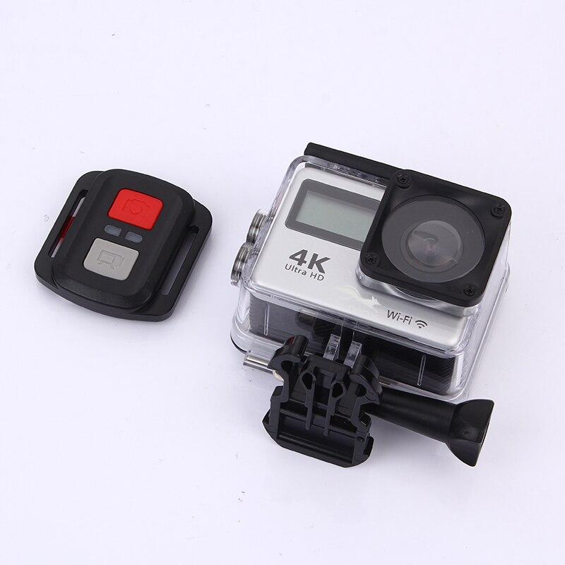 LCD Dual Screen 4 karat Sport Action Kamera WiFi 1080 p Helm Cam Sport DV gehen Unterwasser pro Wasserdicht action kameras Camcorder DVR