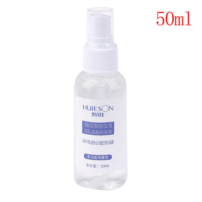 2019 Hot Sale Table Tennis Racket Bats Cleaning Agent Cleaner For Pingpong Rubber 50ml 100ml 150ml