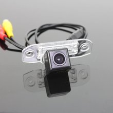 Для Volvo XC90 2002 ~ 2014-Автомобиль обратно Камера Заднего Вида/Парковка камера/Камера Заднего вида/HD CCD Ночного Видения + водонепроницаемый
