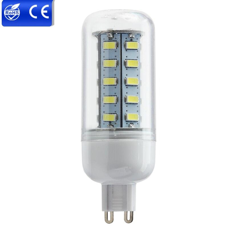 g9 led corn bulb lamp 220v 3w 5w 7w 9w 12w 15w 20w smd 5730 leds lampada ampoule home lighting. Black Bedroom Furniture Sets. Home Design Ideas