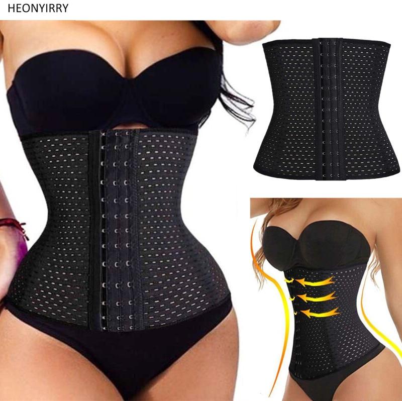 Unisex Waist Trainer - Shapers Waist Corset - Slimming Body Belt - Slimming Waist Strap Belt Corset