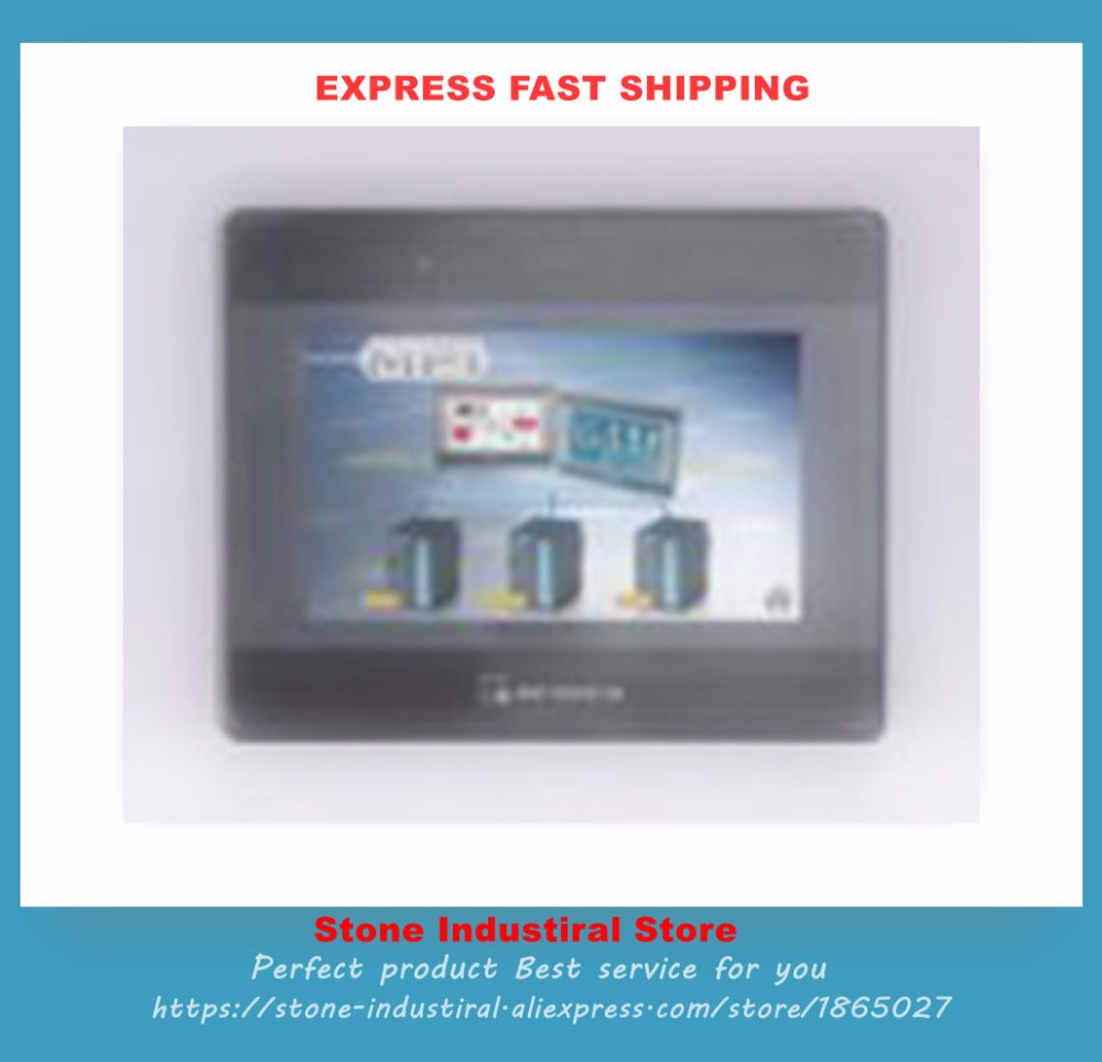 цена 4.3 inch New MT8051iP HMI touch screen Panel with Ethernet can replace MT6050IP MT6051IP