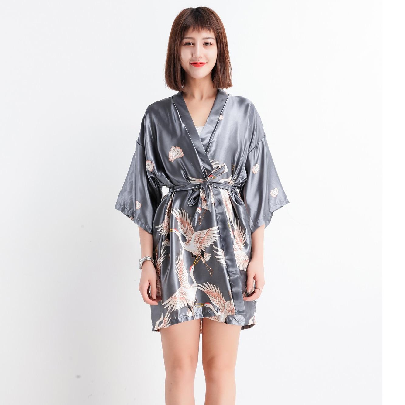 ec8ab2eb5abb 2018-Summer-Women-Gray-Sleepwear-Elegant-Rayon-Nightgown-Wedding-Robe- Nightwear-Lady-Spa-Nightdress-Lounge-Kimono.jpg