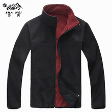 Women&Men Winter Hiking Fleece Jackets Softshell skiing Coat Anti-Static Outdoor Breathable Camping Jacket Men